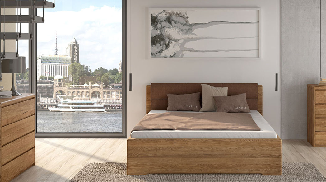 Moderne Massivholz-Möbel: Natur trifft auf Design*