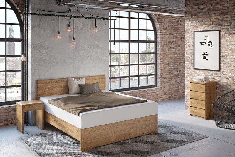 Interieur-Trend: Massivholzmöbel