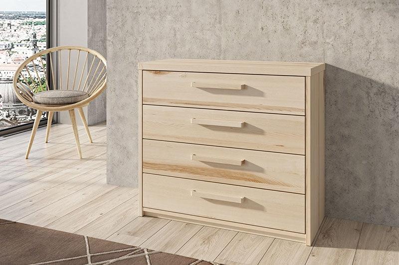 Moderne massivholz m bel natur trifft auf design lady blog for Kommode zirbenholz