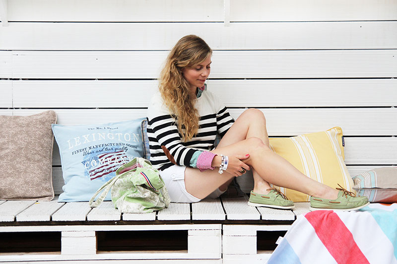American Chic: Der Preppy-Stil