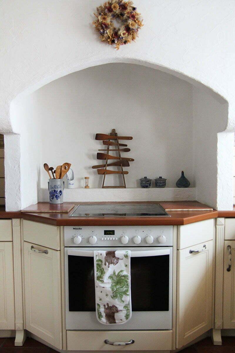 Doppelter Ofenhandschuh von Thornback & Peel