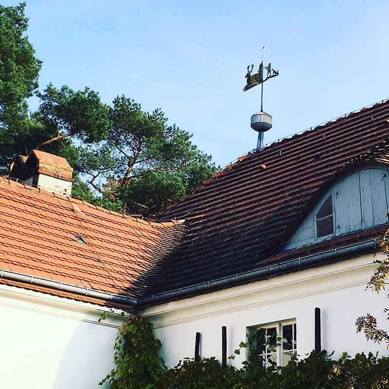 Das Jagdschloss Grunewald