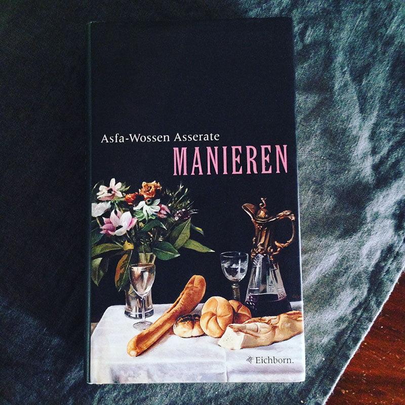 """""""Manieren"""" von Prinz Asfa-Wossen Asserate"""