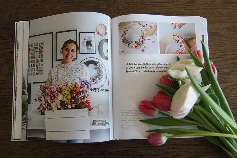 Flower Ladies: Blumenkünstlerin Olga Prinku