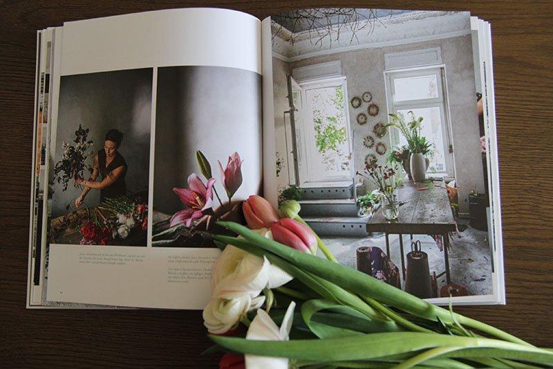 Flower Ladies: Floristin Jana Zschömitzsch