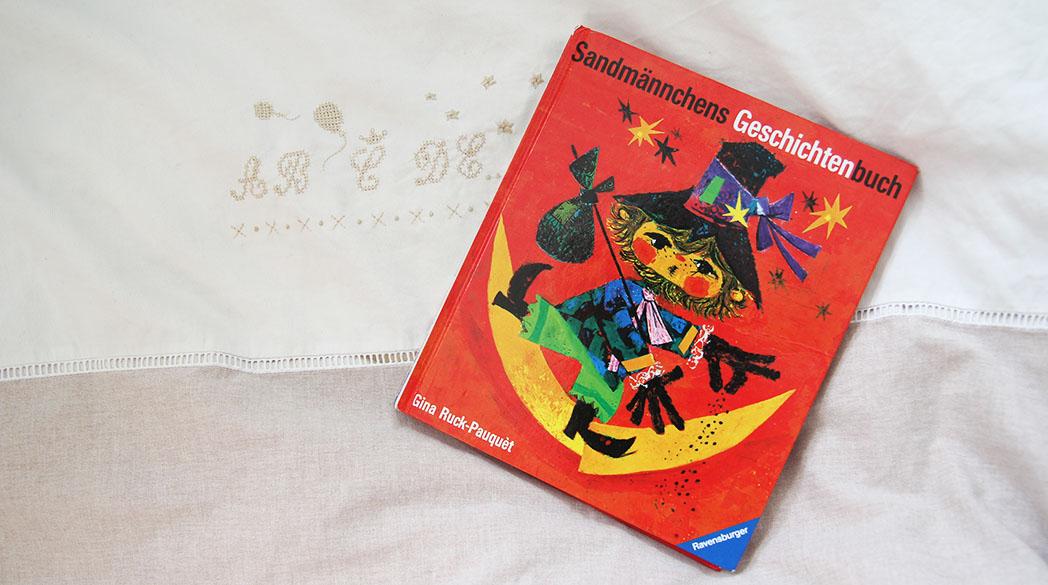 Gina Ruck-Pauquèt: Sandmännchens Geschichtenbuch