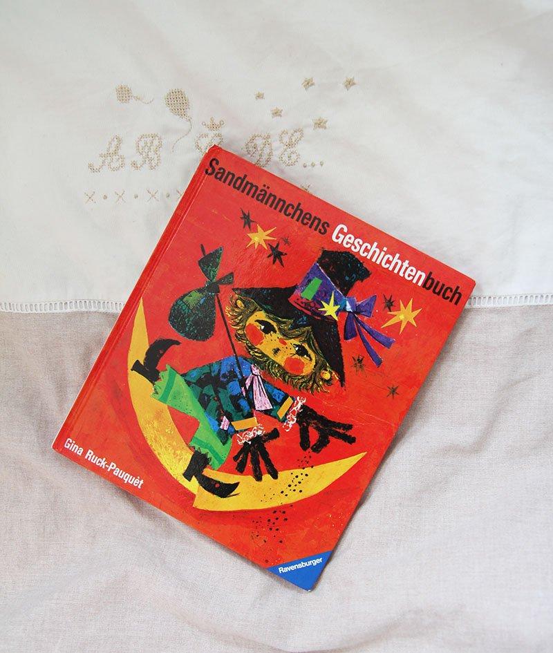 Kinderbuch-Klassiker: Gina Ruck-Pauquèt Sandmännchens Geschichtenbuch