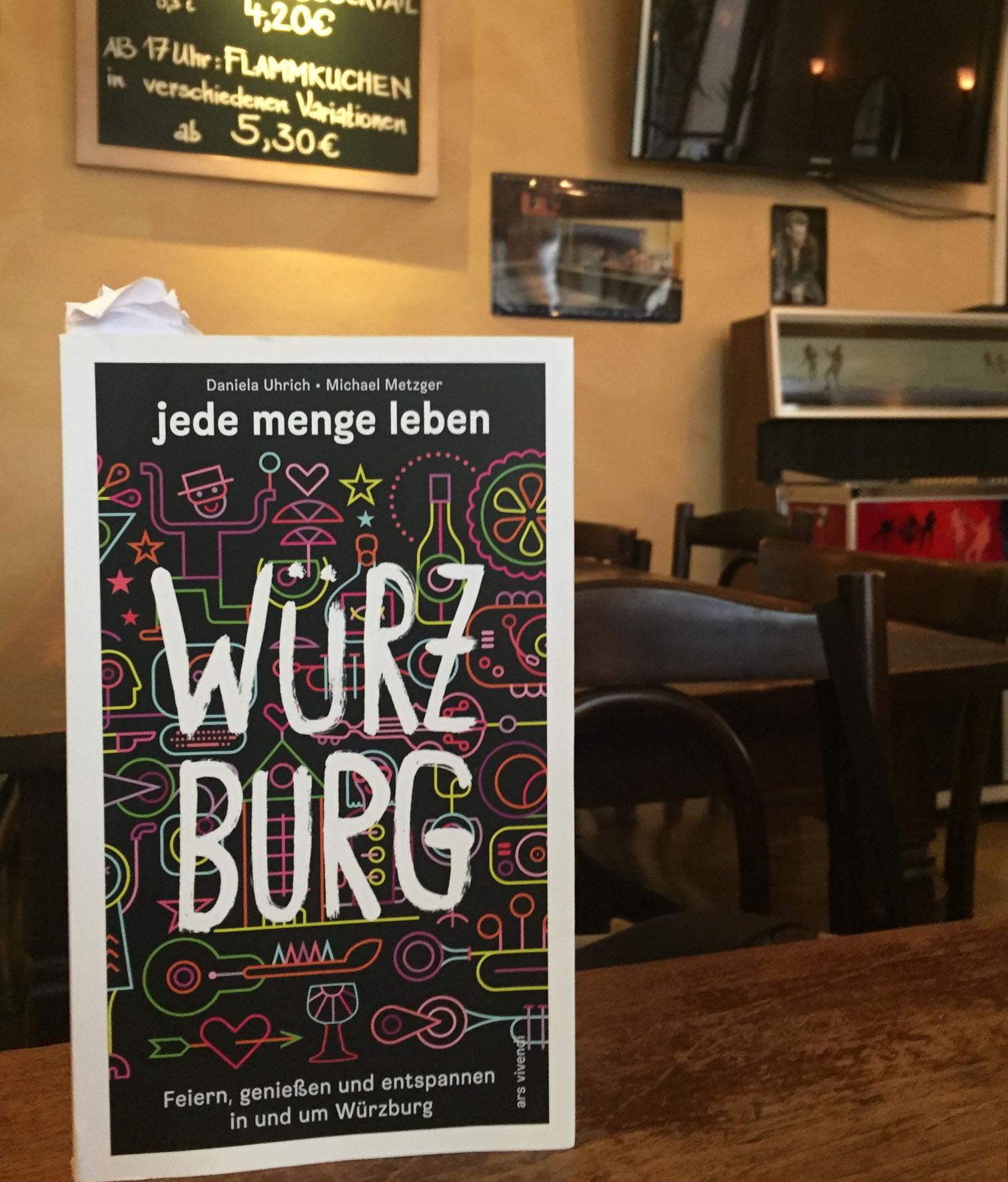Würzburg-Tipps: Café MuCK