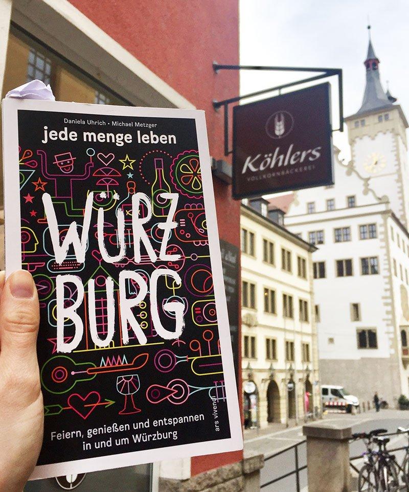 Würzburg-Tipps: Bio-Bäcker Köhlers