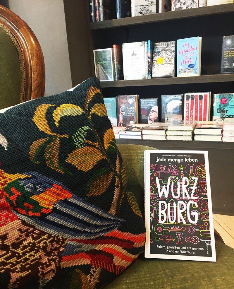 Würzburg-Tipps: Buchhandlung dreizehneinhalb