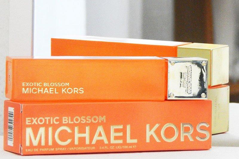 Michael Kors Parfum: Exotic Blossom