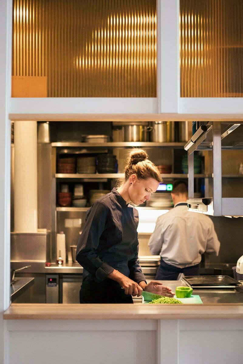 Panama Berlins Küchenchefin Sophia Rudolf