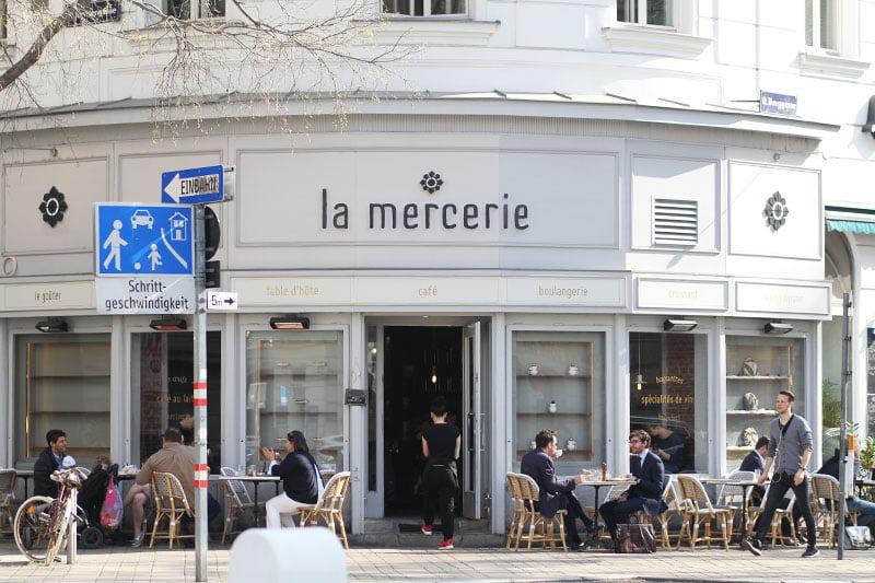 Servitenviertel-Tipps: La Mercerie