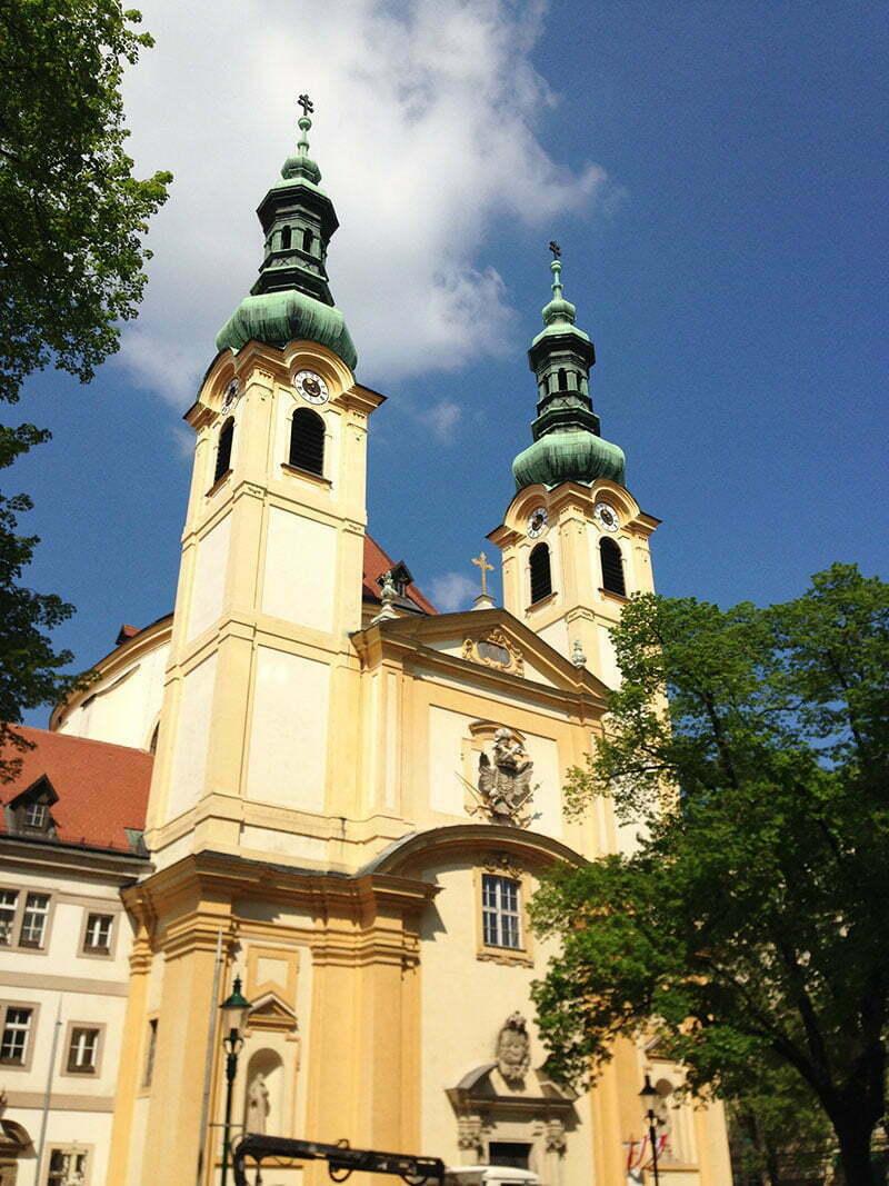 Servitenviertel-Tipps: Servitenkirche