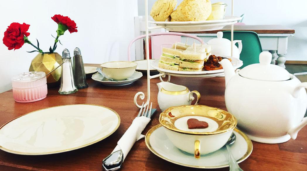 Afternoon Tea in der Zuckermonarchie