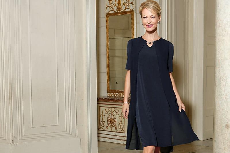 Atelier Goldner Schnitt: Sommerkleid für kräftige Ladys