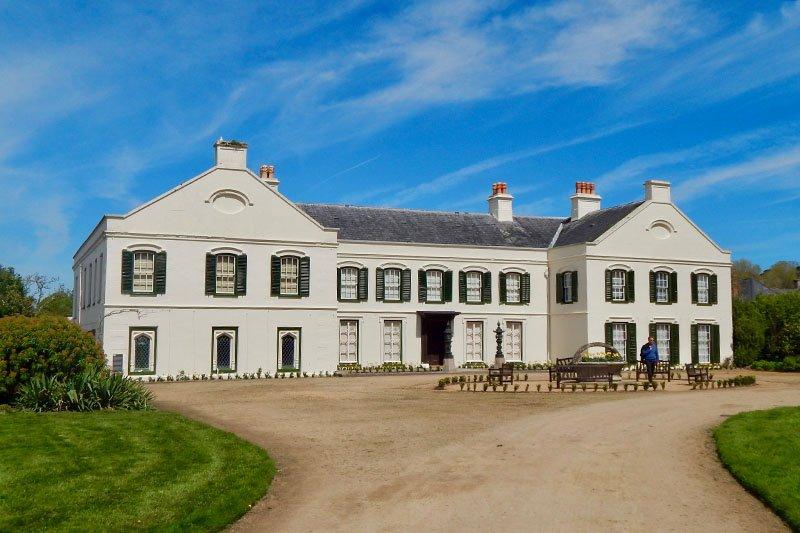 Jersey-Tipps: Samarès Manor