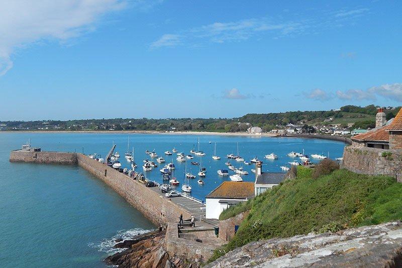 Jersey-Tipps: Gorey Pier
