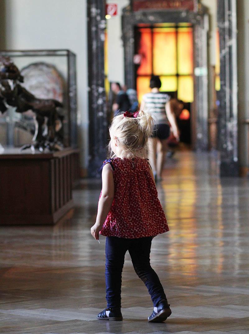 Museum mit Kleinkind - geht das?