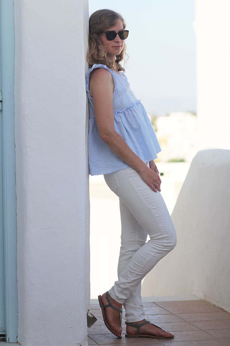 Outfitpost Daniela Uhrich vom Lady-Blog