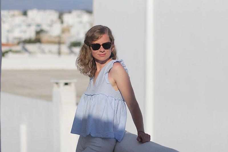 Preppy-Look: Sonnenbrille von Ralph Lauren