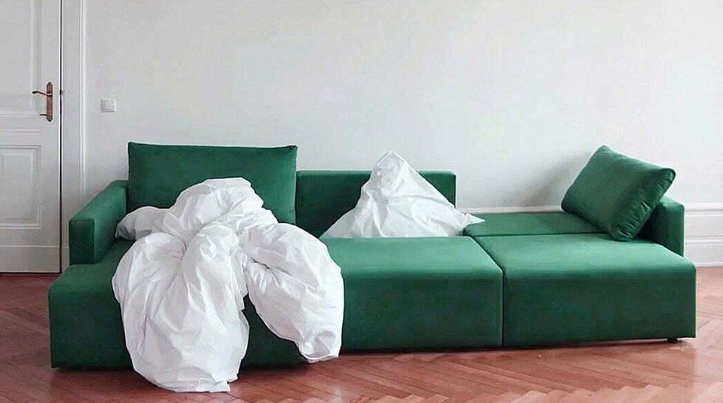 Stilvolles Schlafsofa von Renetti