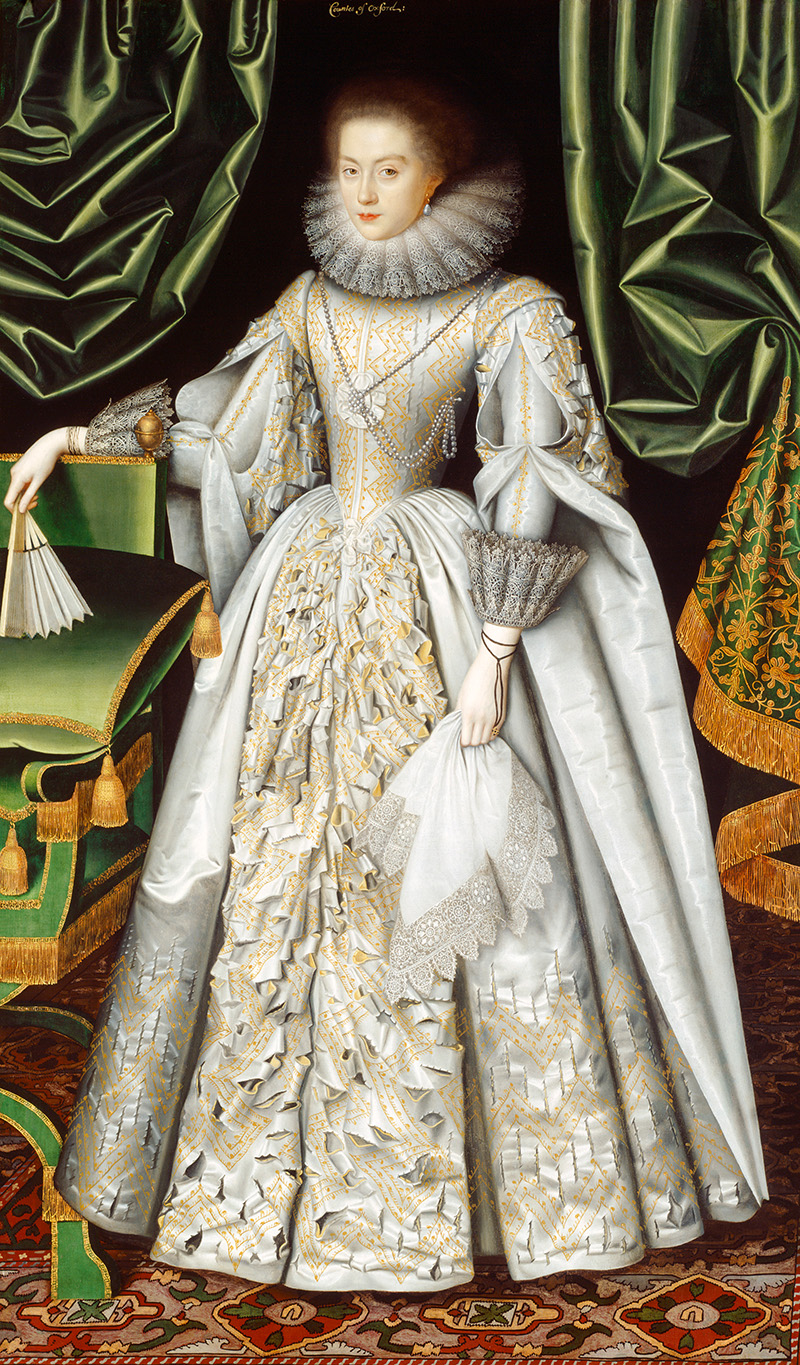Ausstellung Fashion Drive: Countess of Oxford, Diana Cecil