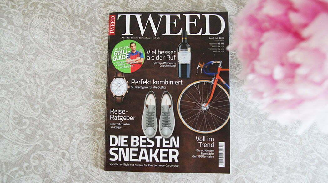 Das TWEED Magazin aus dem Wieland-Verlag