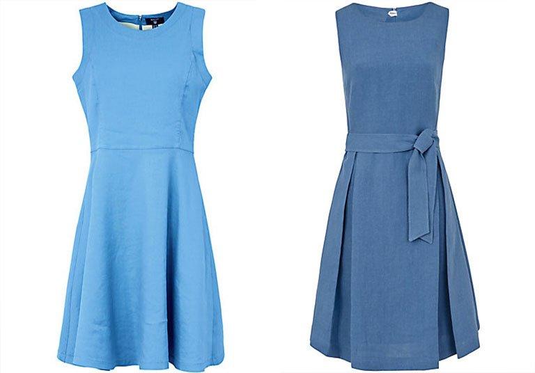 Kleid für Hochzeitsgäste: Das Shiftkleid