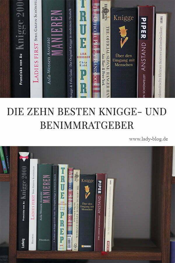 Knigge Bücher