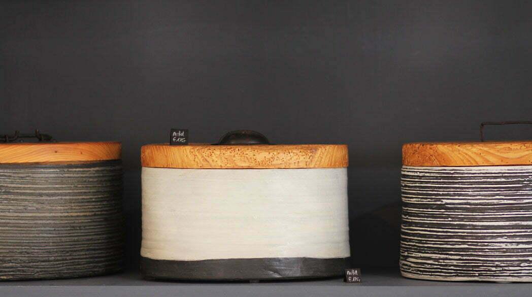 Melanie Weissmann Keramik: Brottöpfe aus Oberbayern