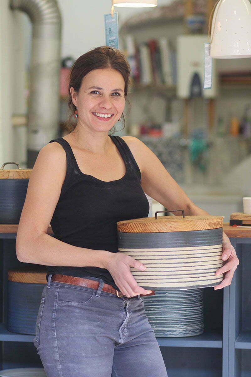Keramikerin Melanie Weissmann