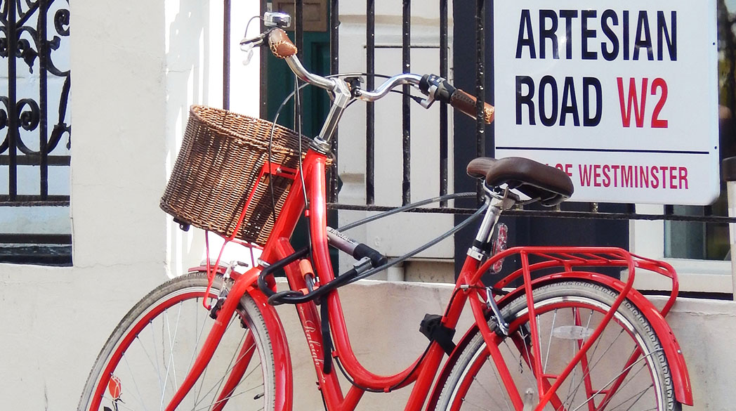 "Spaziergang durch Notting Hill: Der ""Schatzsucher-Walk"""
