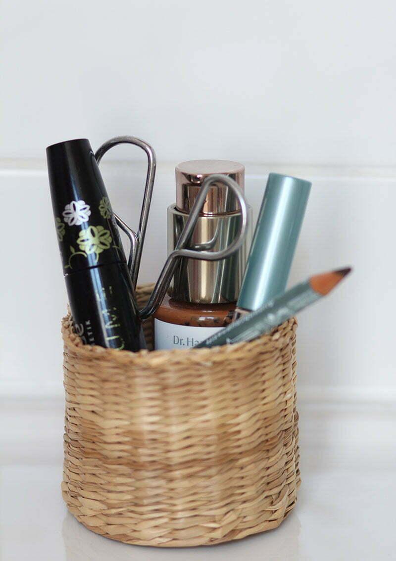 Zero Waste Badezimmer: Dekorative Kosmetik