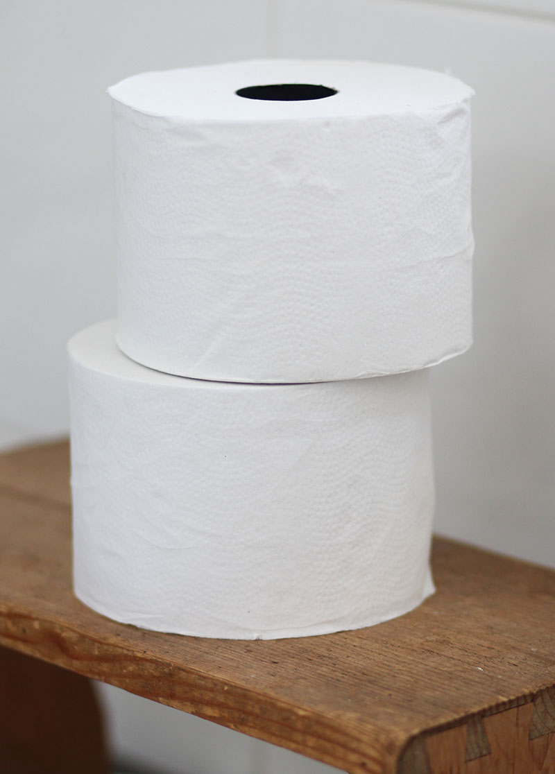 Zero Waste Badezimmer: Satino Black Toilettenpapier
