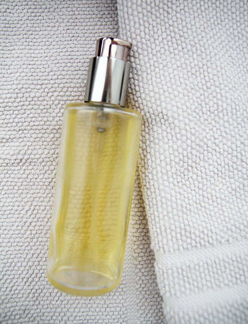 Zero Waste Badezimmer: Arganöl