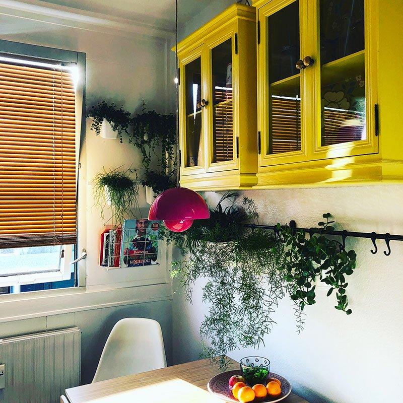 Aarhus-Tipps: Charmantes Apartment mit Balkon von Anna