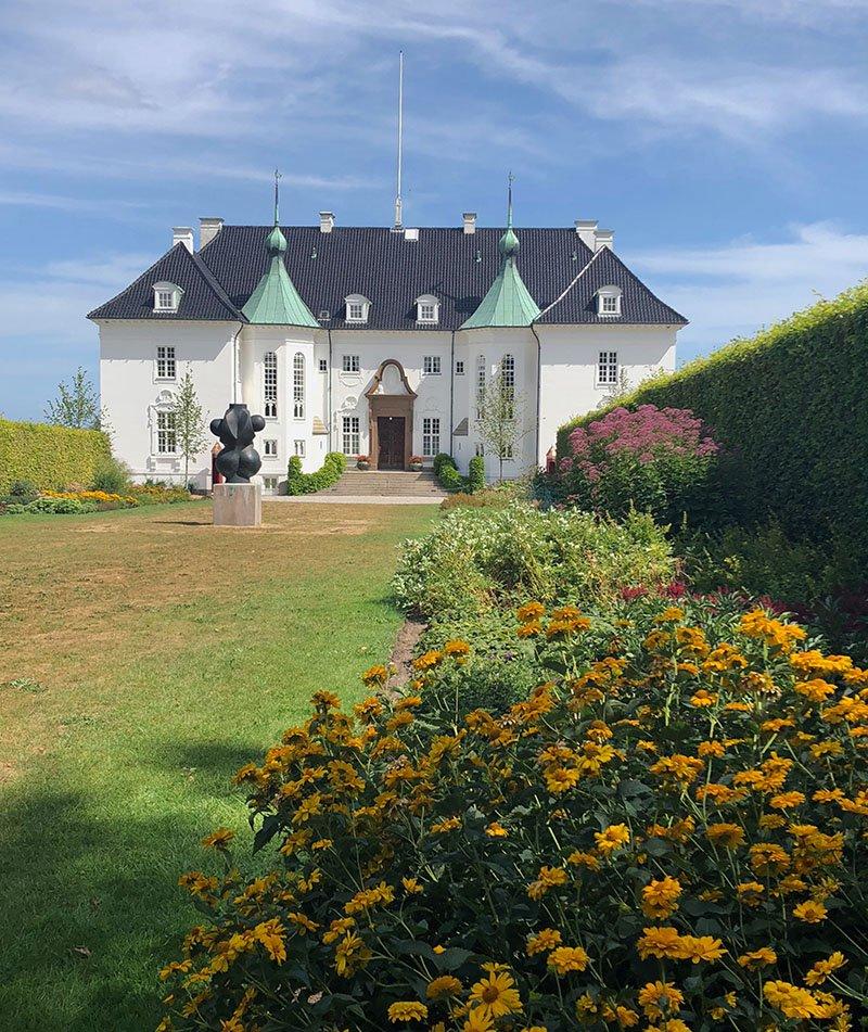 Aarhus-Tipps: Schloss Marselisborg