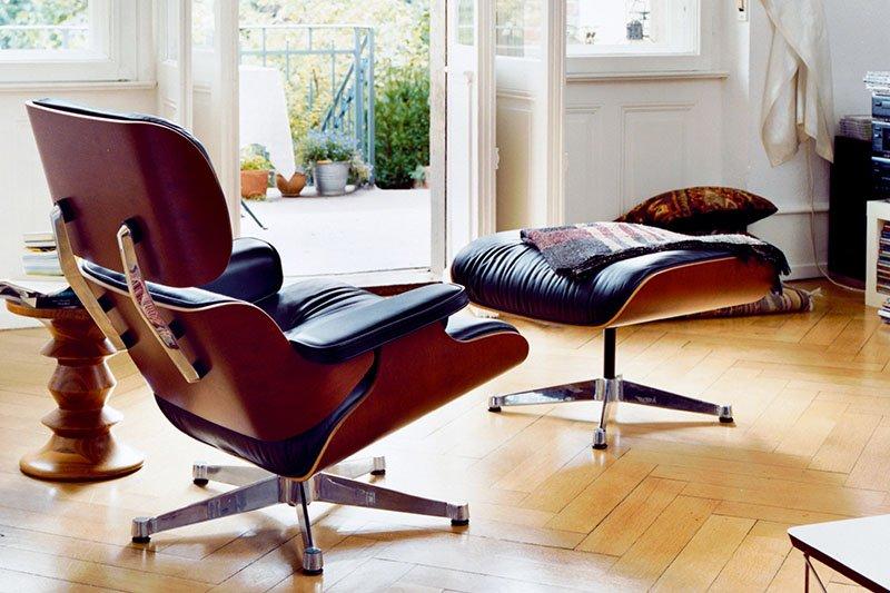 Der Lounge-Chair von Eames