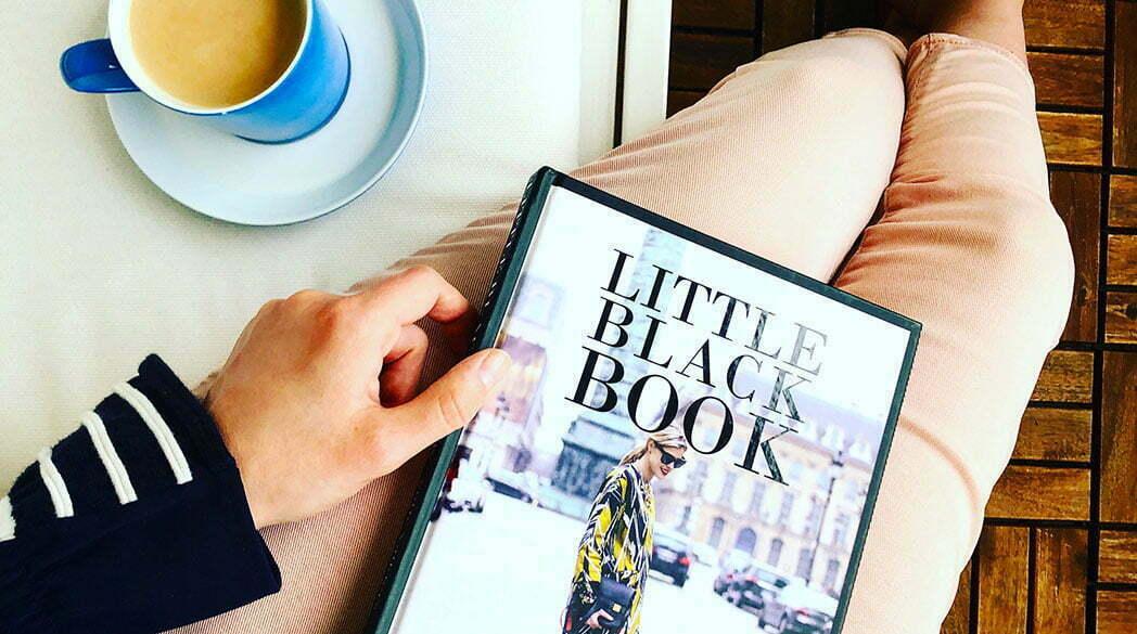"Sofie Valkiers ""Little Black Book"""