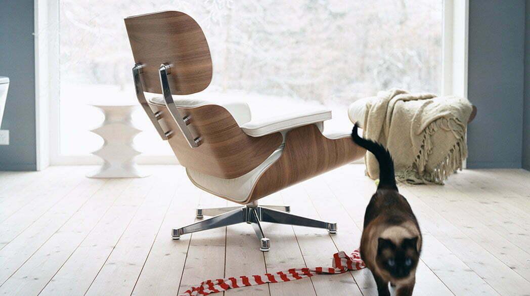Design-Klassiker: Der Lounge-Chair von Eames