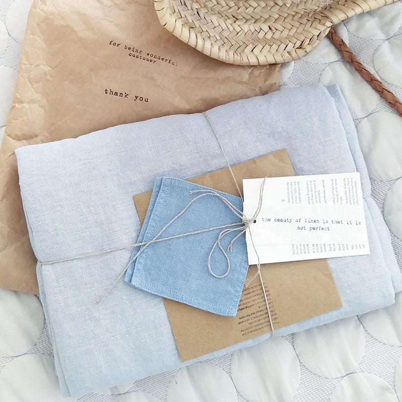 Leinenrock von Not perfect Linen