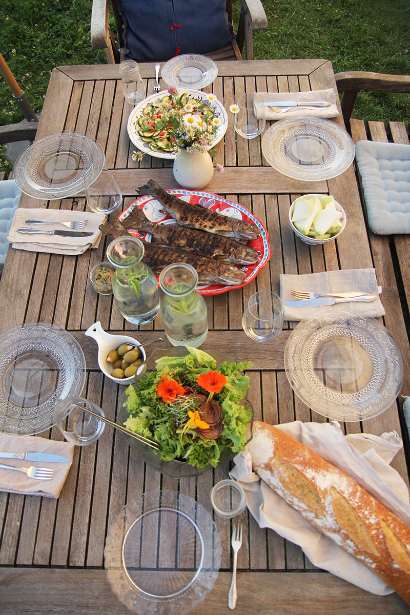 Sommer Grillparty Ideen