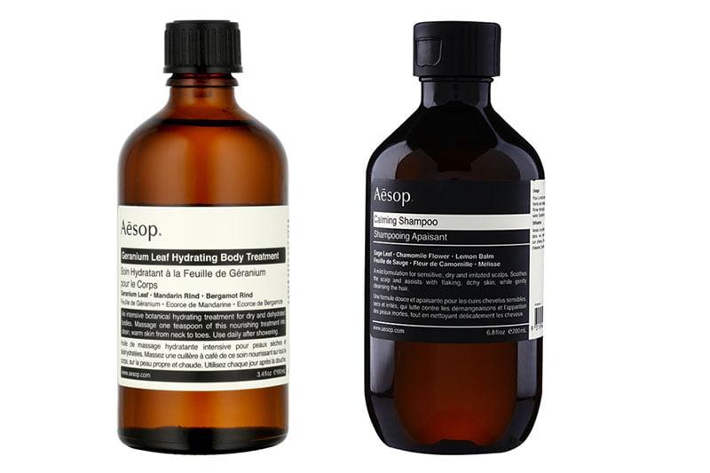Aesop: Naturkosmetik in Apothekerflaschen