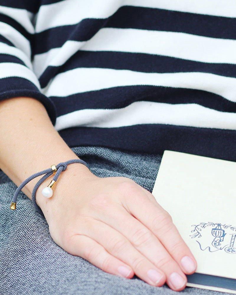 Perlenarmband Ibiza-Style von Celia von Barchewitz