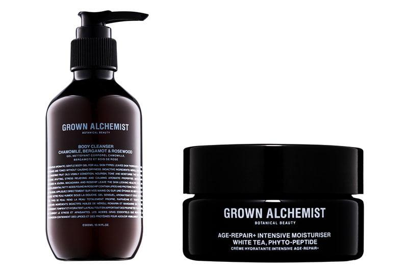 Grown Alchemist: Naturkosmetik in Apothekerflaschen