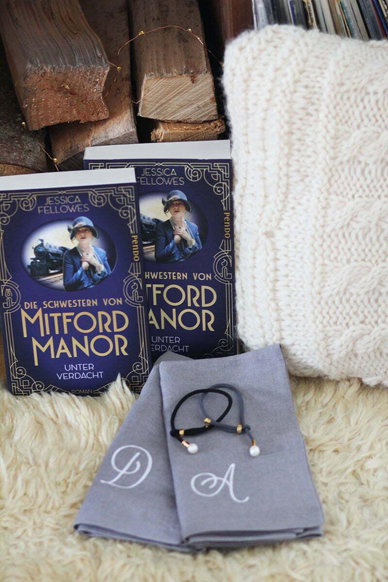 Gewinnspiel: Jessica Fellowes - Die Schwestern von Mitford Manor