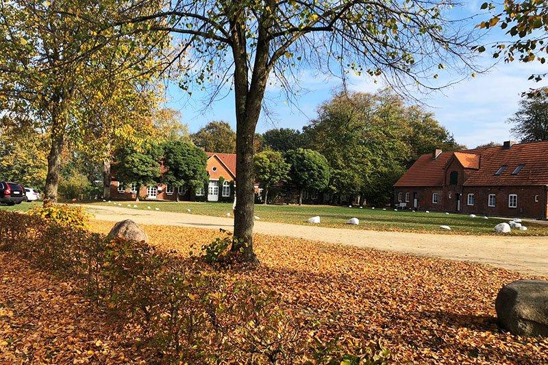 Herbstmarkt im Viehhaus Gutshof Segrahn
