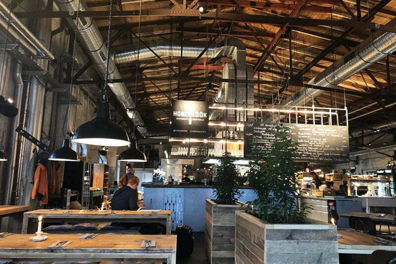 Hamburg-Tipp: Die Markthalle Hobenköök