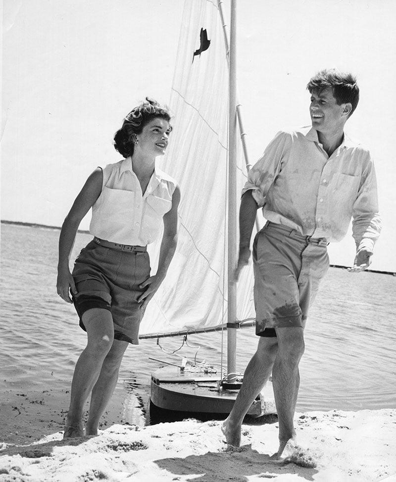 Gilt in Amerika immer noch als DIE First Lady: Jackie Kennedy